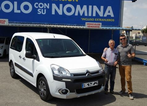 Venta Citroen Berlingo
