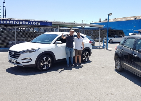 Venta Hyundai Tucson
