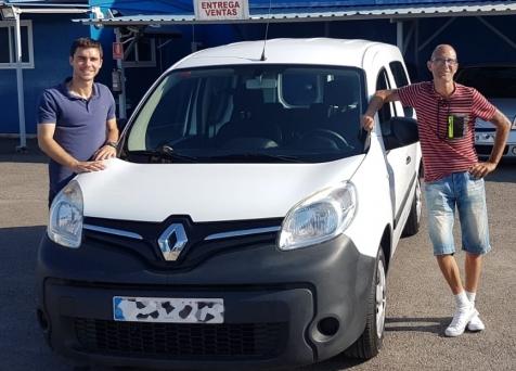 Venta Renault Kangoo