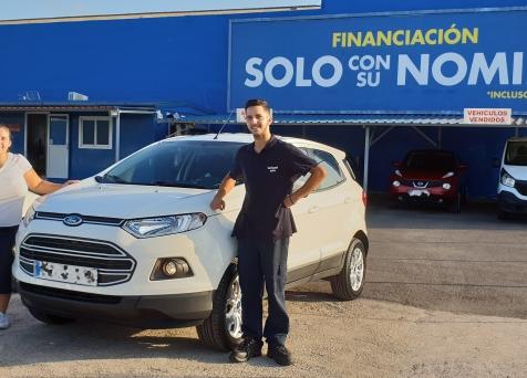 Venta Ford Ecosport