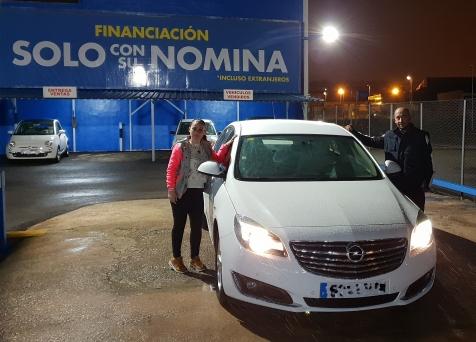 Venta Opel Insignia