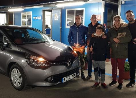Venta Renault Clio