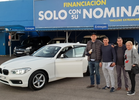 Venta BMW Serie 1
