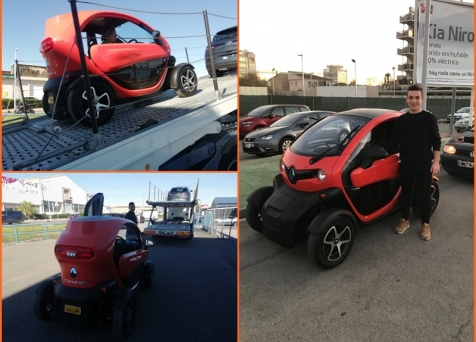 Venta Renault Twizy