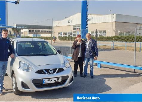 Venta Nissan Micra