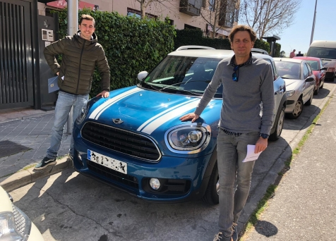Venta Mini Countryman