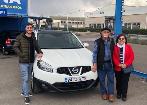 Venta Nissan Qashqai Valencia