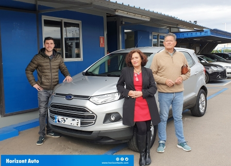 Venta Ford Ecosport Valencia