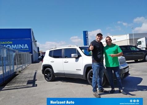 Venta Jeep Renegade Valencia