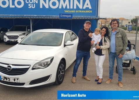 Venta Opel Insignia Valencia