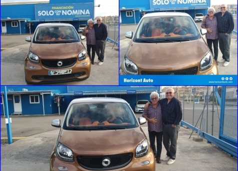 Venta Smart For Four Valencia