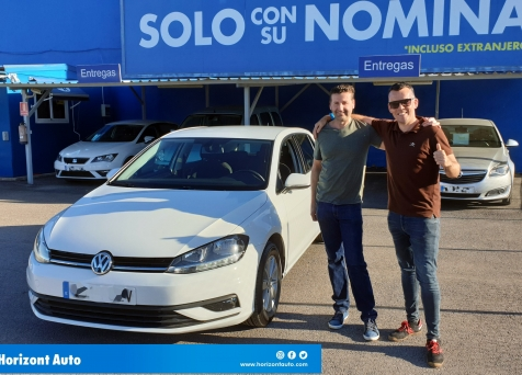Venta VW Golf Valencia