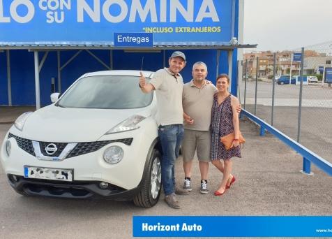 Venta Nissan Juke Valencia