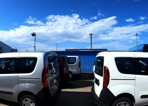 Buscas un vehículo industrial?