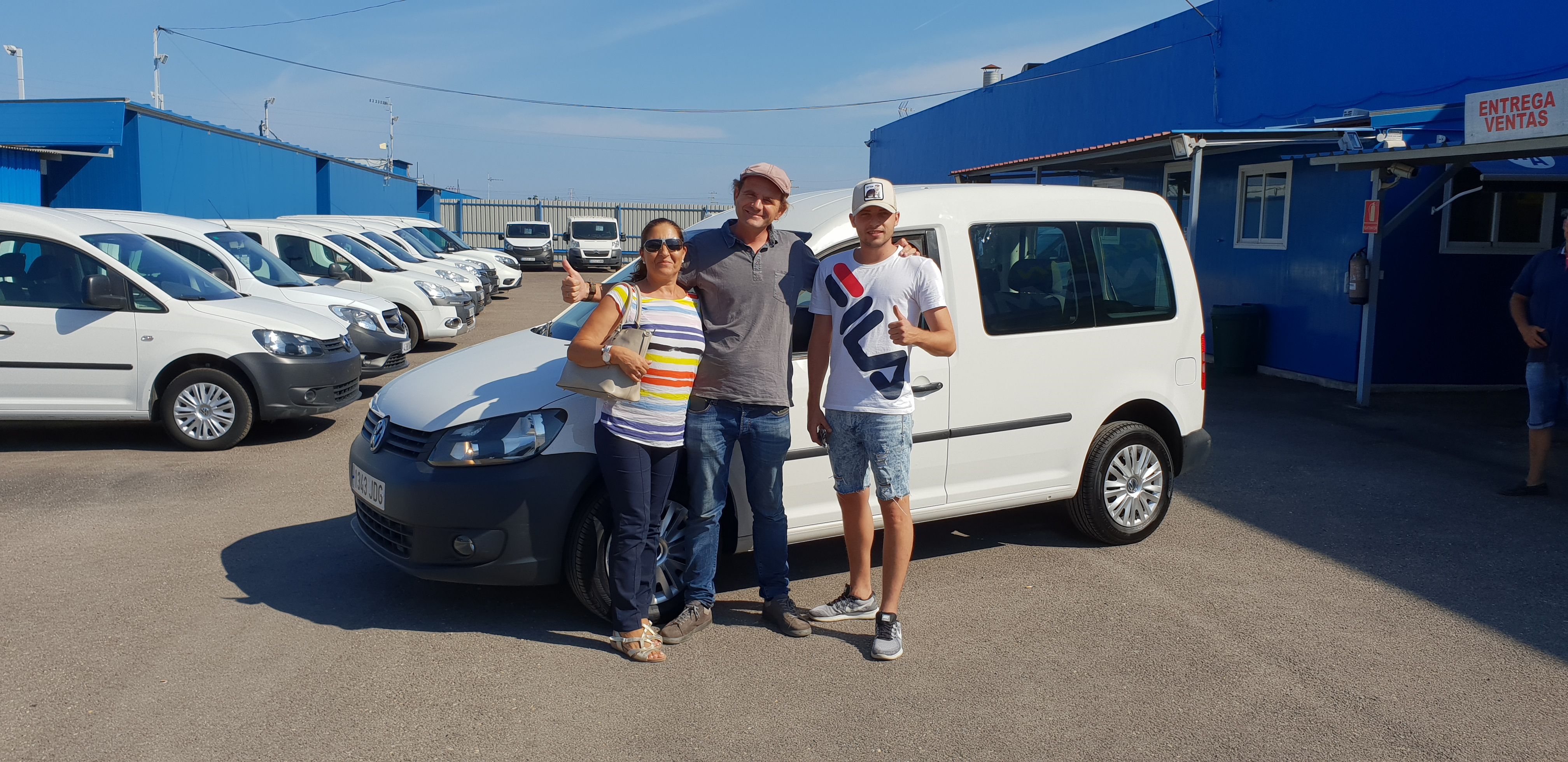 Venta VW Caddy