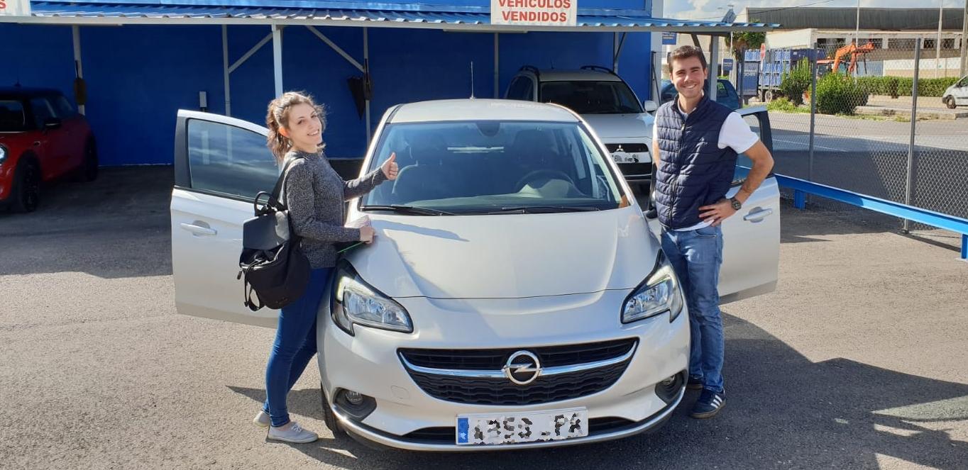 Venta Opel Corsa