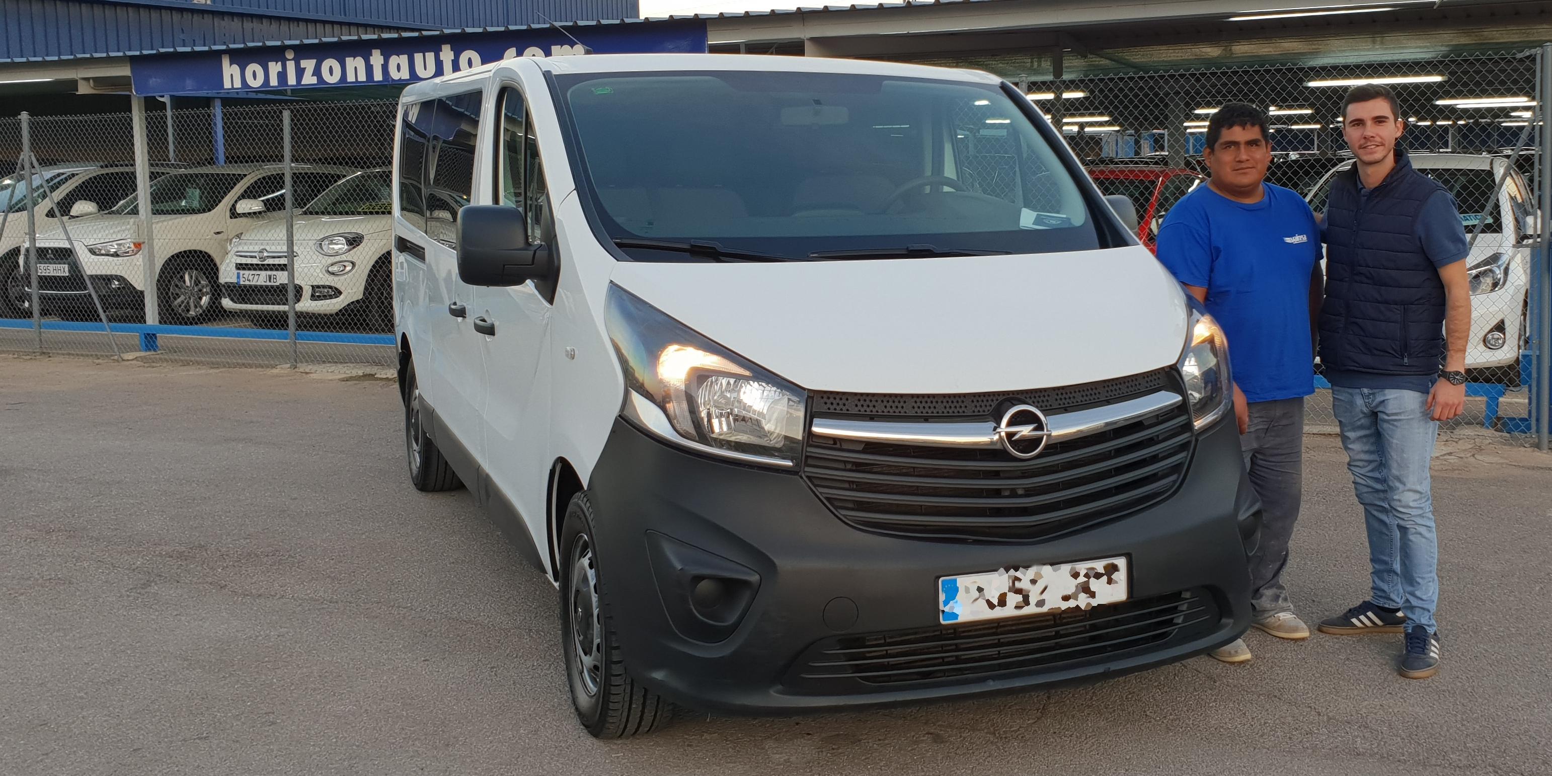 Venta Opel Vivaro