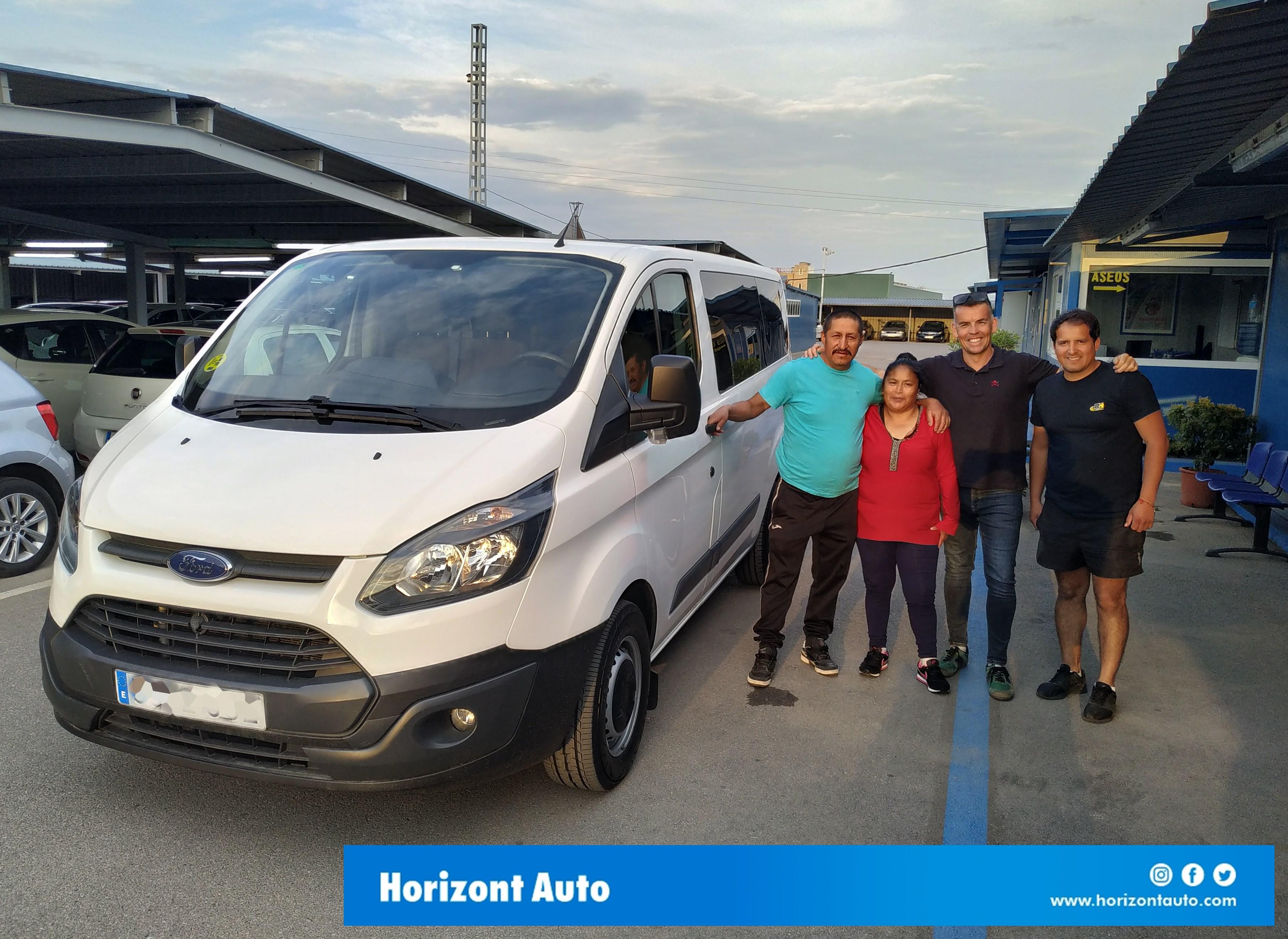 Venta Ford Custom Valencia