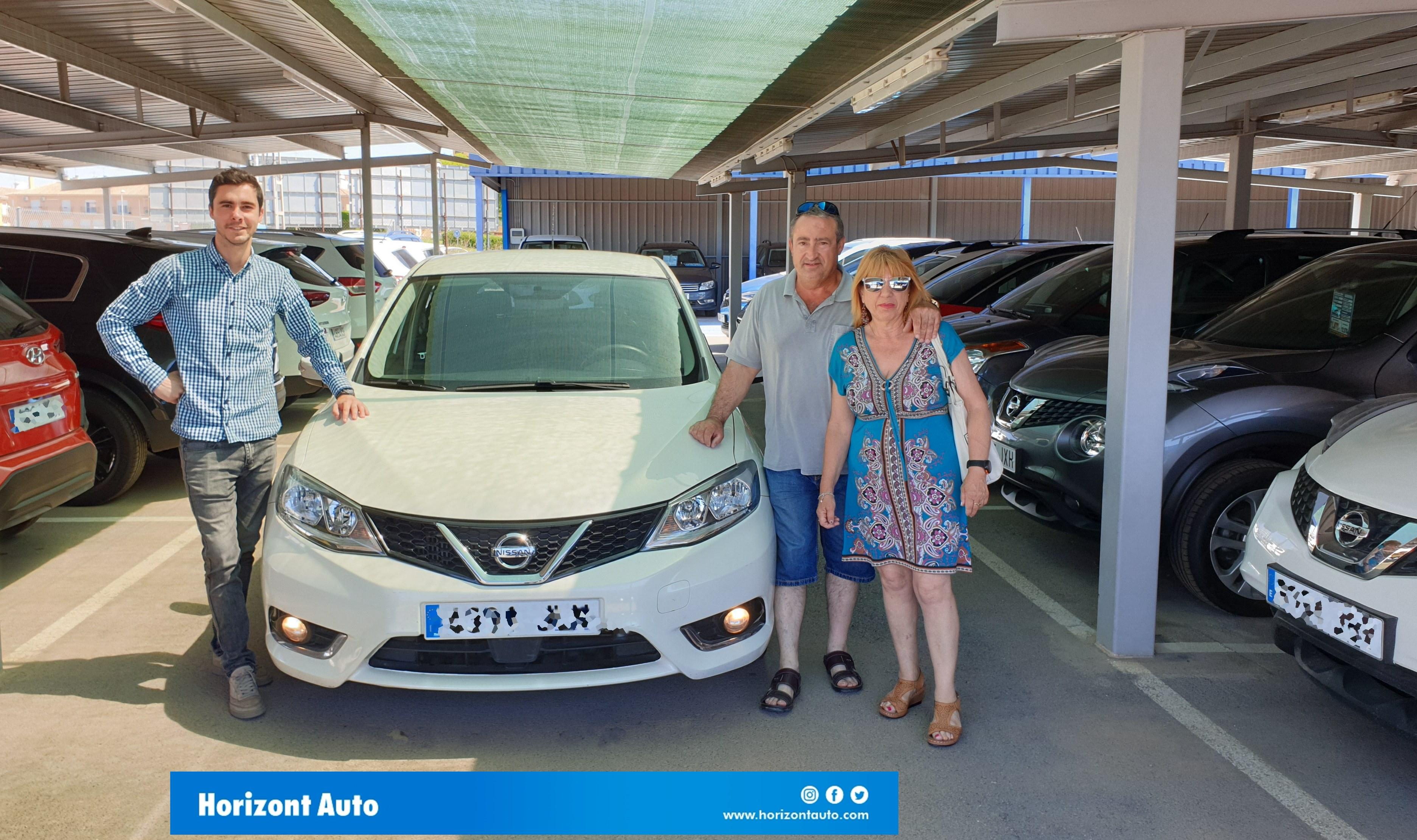 Venta Nissan Pulsar Valencia