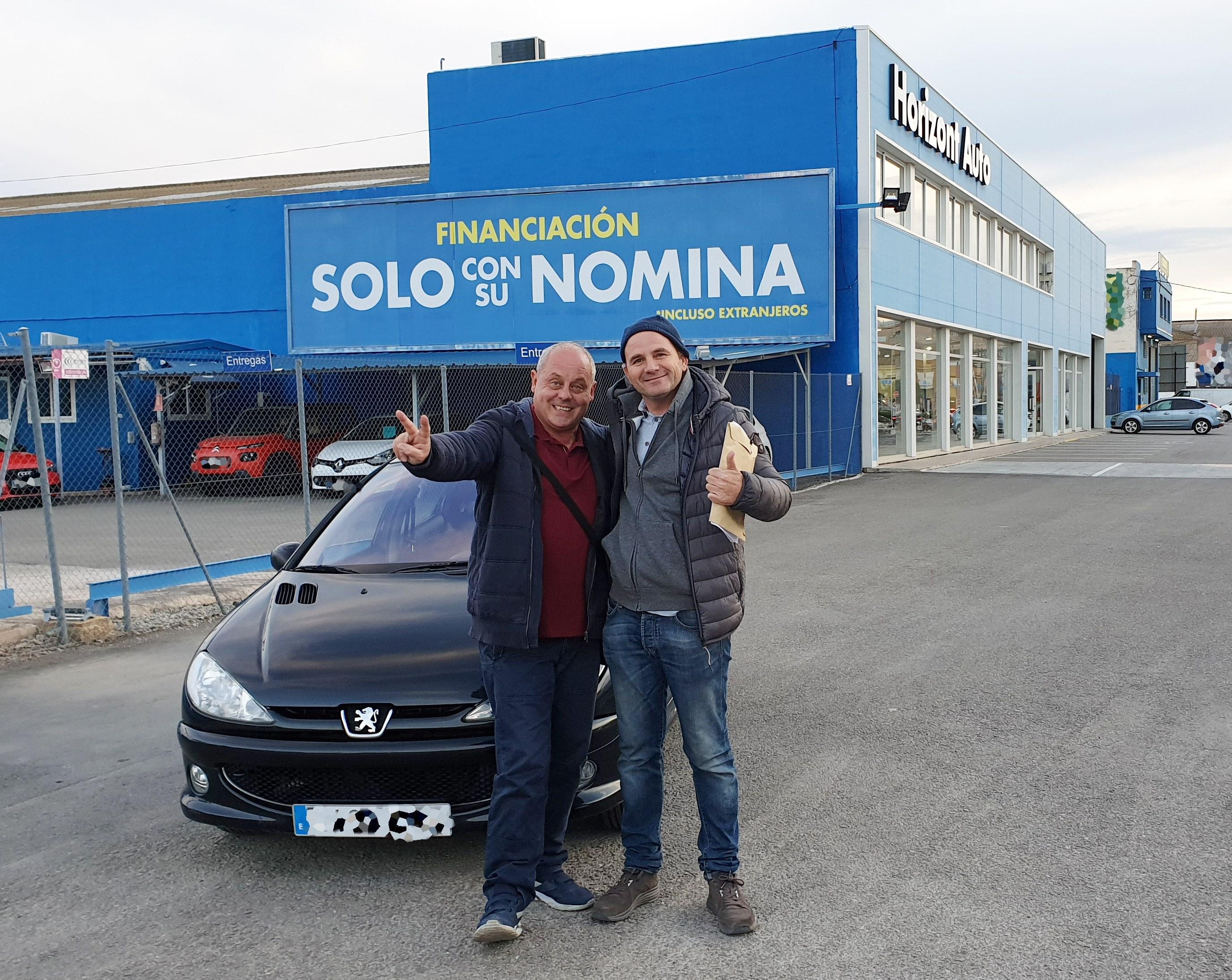 Venta Peugeot Valencia