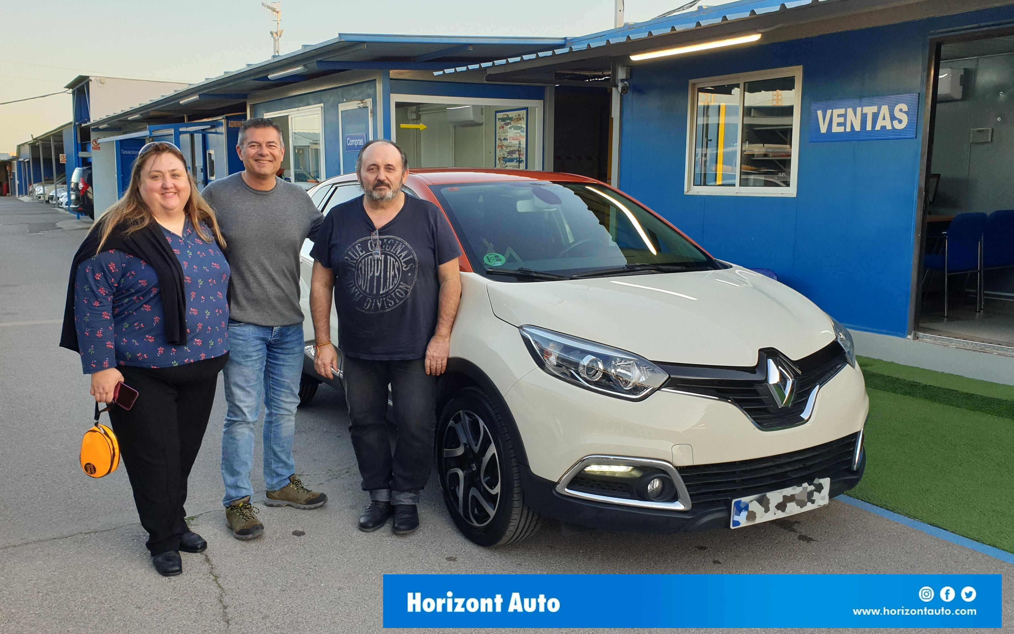 Venta Renault Captur Valenci