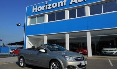 Opel Astra Twin Top 1.8i  16v 140cv Gris plata