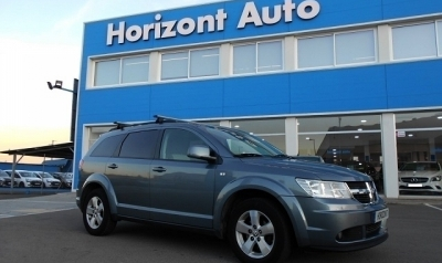 Dodge Journey 2.0 CRD SXT 140cv Gris metalizado