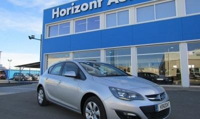 Opel Astra 1.7 CDTi Business 110cv Gris plata