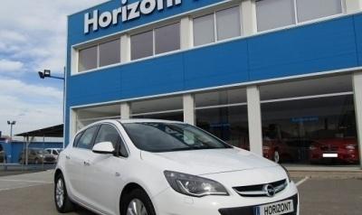 Opel Astra 2.0 CDTi SS Excellence 165cv Blanco