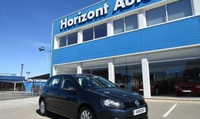 Volkswagen Golf VI 1.6 TDI DPF Advance 105cv Gris metalizado