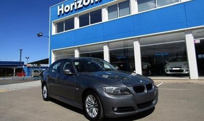BMW Serie 3 320D  177cv Gris metalizado