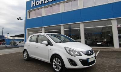 Opel Corsa 1.2 Selective GLP 85cv Blanco