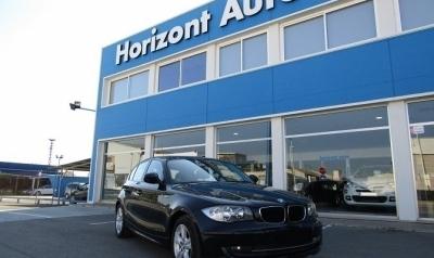 BMW 118D 2.0D 143cv Negro metalizado