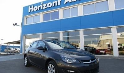 Opel Astra  1.6 CDTi SS Business 110cv Gris metalizado