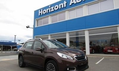 Peugeot 2008 1.6 eHDi Active  92cv Marrón metalizado