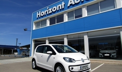Volkswagen up! 1.0i High Up! 60cv Blanco