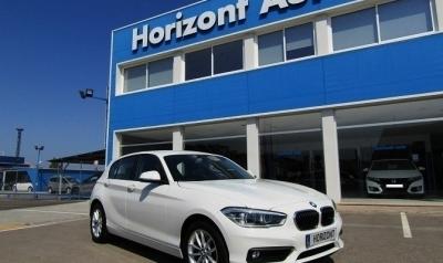 BMW Serie 1 116D 115cv Blanco