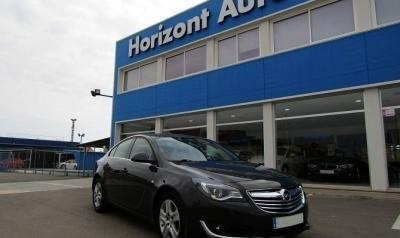 Opel Insignia 2.0 Cdti Selective Eco2 120cv Gris metalizado