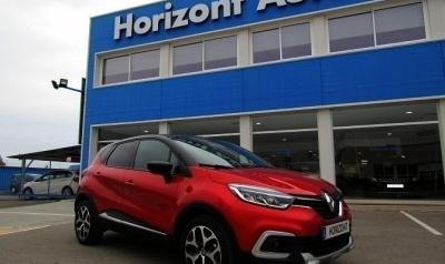 Renault Captur 0.9 Zen Energy TCe 90cv Rojo metalizado
