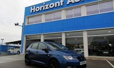 Seat Ibiza 1.4 TDI SYS Style 105cv Azul metalizado