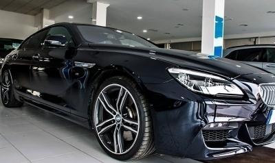 BMW 650I XDRIVE Gran Coupe 450cv Negro metalizado