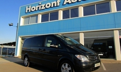 Mercedes-Benz Viano 204cv Negro metalizado