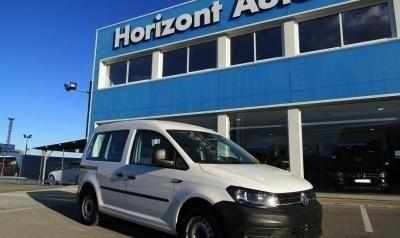 Volkswagen Caddy Pro Kombi 2.0 TDI 75cv Blanco