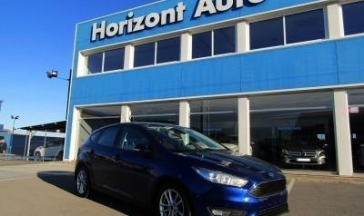 Ford Focus 1.5 Tdci Trend 120cv Azul metalizado