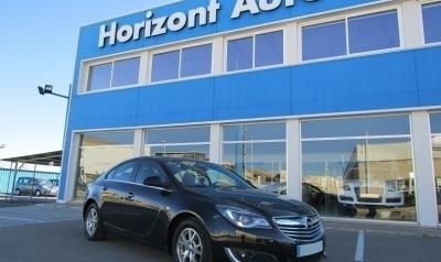 Opel Insignia 2.0 CDTI S&S Selective 120cv Gris oscuro
