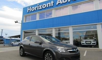 Opel Astra 1.6i Essentia 115cv Gris oscuro