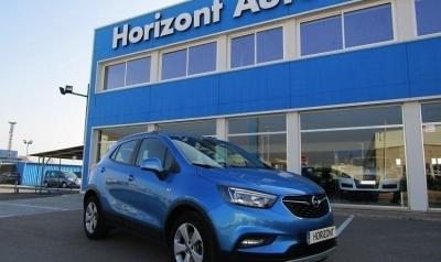 Opel Mokka X 1.4.T S&S 4x2 Excellence 140cv Azul metalizado
