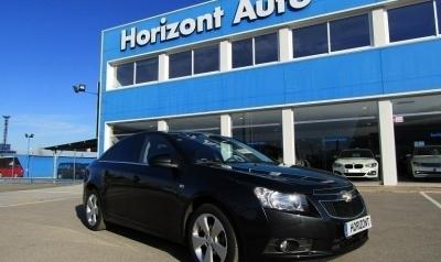 Chevrolet Cruze 1.8i LT Auto 141cv Negro metalizado