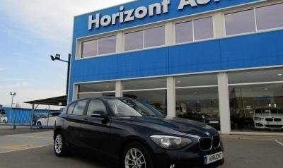 BMW 118D 2.0 Urban 143cv Azul metalizado