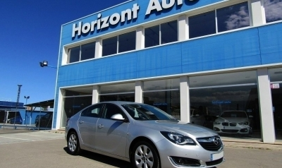 Opel Insignia 1.6 Cdti Excellence 136cv Gris plata